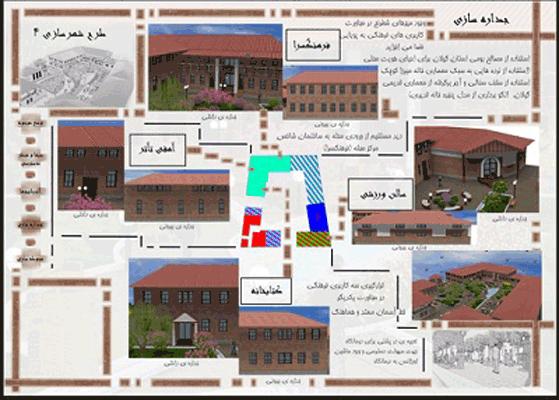 دانلود کارگاه شهرسازی 4 در شهر رشت – طراحی مرکز محله