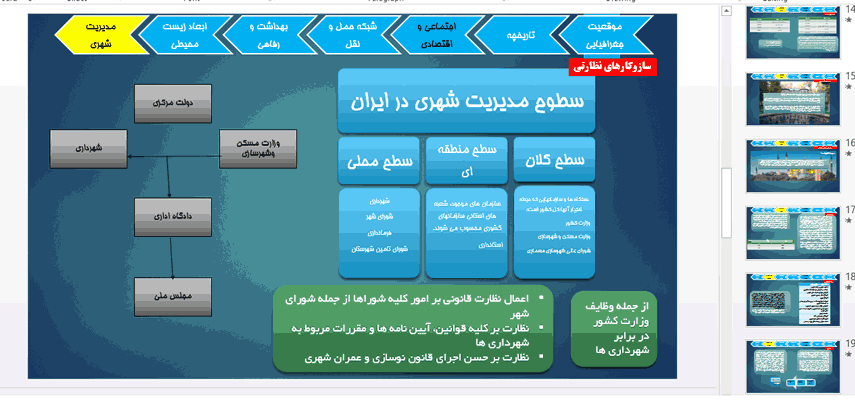 مقایسه-نظام-مدیریتی--کلان-شهر-های-تهران-و-استانبول