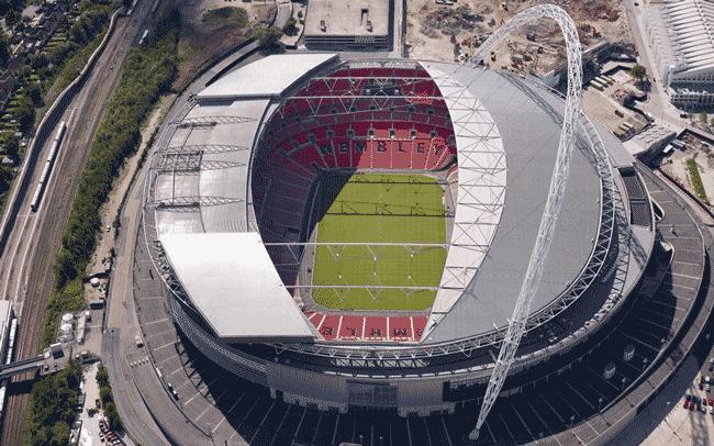 پاورپوینت-بررسی-و-تحلیل-سازه-استادیوم-ومبلی-لندن