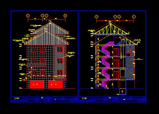 دانلود-رایگان-پلان-ساختمان-مسکونی-سه-طبقه-163-متری