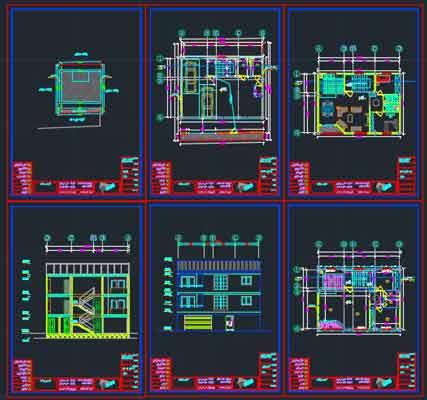 دانلود-رایگان-پلان-مسکونی-دو-طبقه-با-330-متر-زیربنا