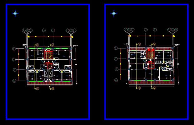 دانلود-رایگان-پلان-ساختمان-مسکونی-چهار-طبقه-روی-پیلوت-170-متری