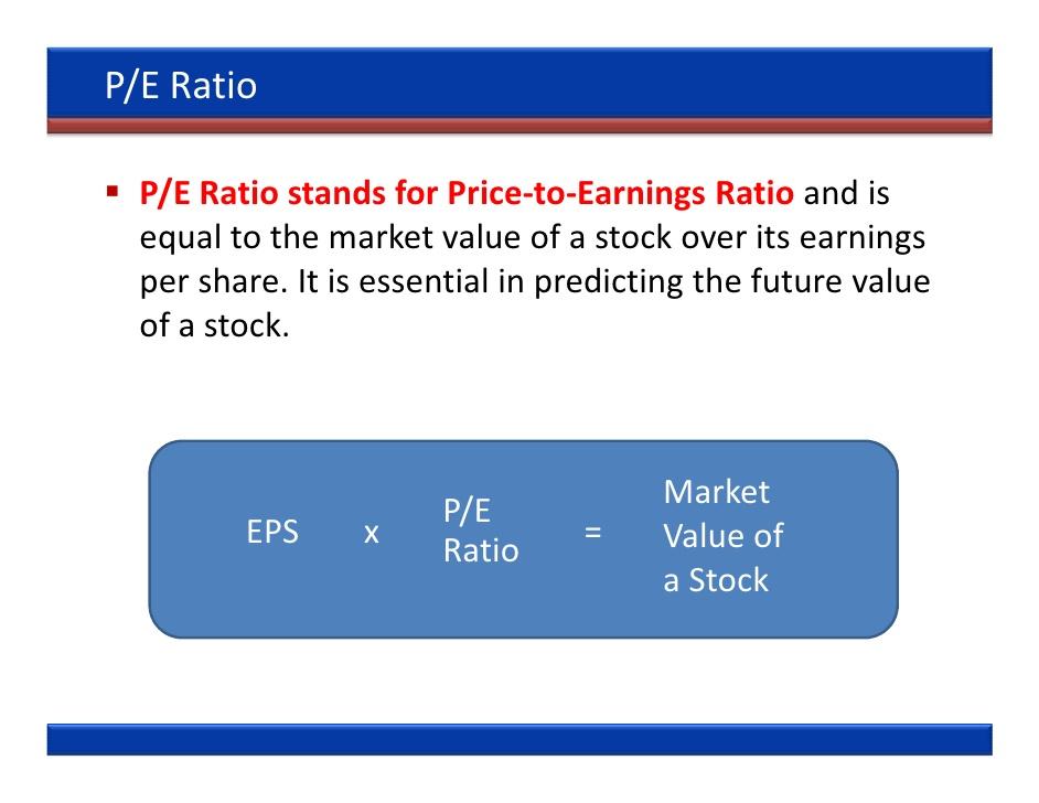 نسبت-P/E-و-کاربرد-آن-چیست-؟
